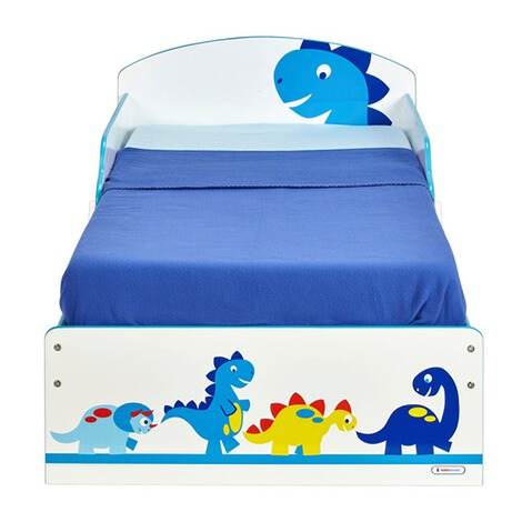 worldsapart kinderbett dinosaurier 70x140 cm online kaufen baby walz. Black Bedroom Furniture Sets. Home Design Ideas