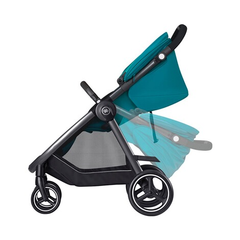 gb gold sila 4 kinderwagen online kaufen baby walz. Black Bedroom Furniture Sets. Home Design Ideas