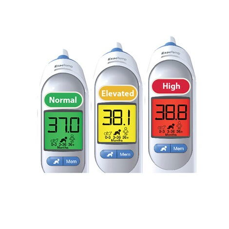BRAUN  Ohrthermometer ThermoScan 7 2