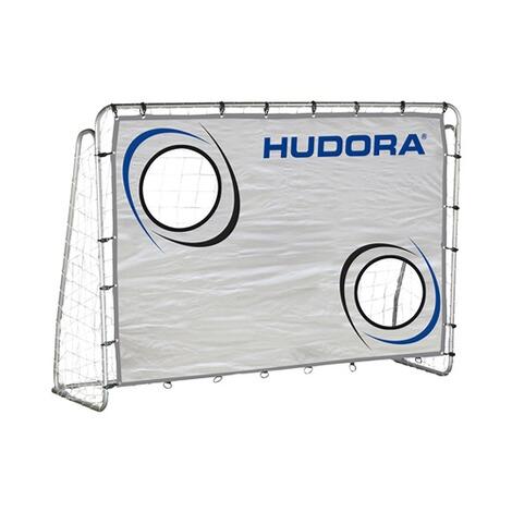 hudora fu balltor trainer mit torwand online kaufen baby walz. Black Bedroom Furniture Sets. Home Design Ideas