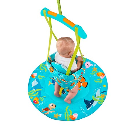BRIGHT STARTS DISNEY BABY Türhopser Finding Nemo Sea of Activities 3