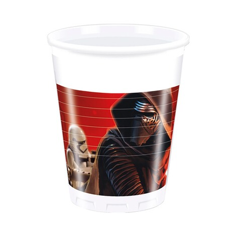 STAR WARS 8er-Pack Trinkbecher Star Wars 1
