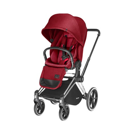 CYBEX PLATINUM Priam Lux Seat Sportsitz Design 2017  Infra Red 2