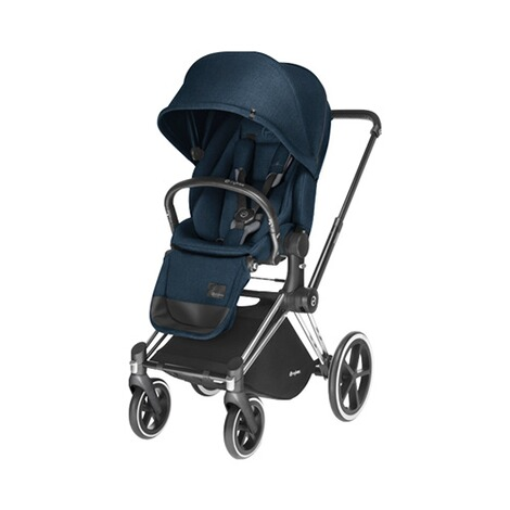 CYBEX PLATINUM Priam Lux Seat Sportsitz Design 2017  Midnight Blue 2