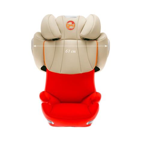 Cybex Solution Q3 Fix >> CYBEX PLATINUM Solution Q3-fix Kindersitz Design 2017 online kaufen | baby-walz