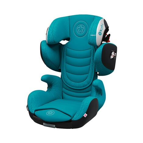 KIDDY CRUISERFIX 3 Kindersitz Design 2017  Ocean petrol 1