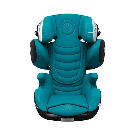 KIDDY CRUISERFIX 3 Kindersitz Design 2017  Ocean petrol 2