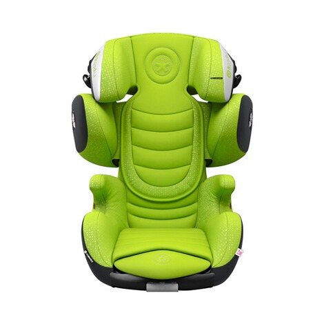 KIDDY CRUISERFIX 3 Kindersitz Design 2017  Lime green 2