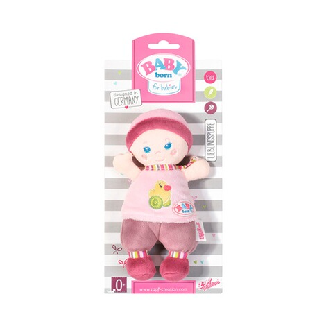 ZAPF BABY BORN FOR BABIES Spielpuppe 18cm 4