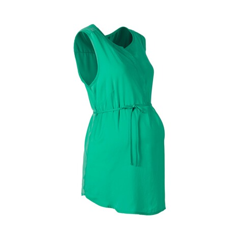 2HEARTS  Umstands- und Still-Bluse  Deep Mint 2
