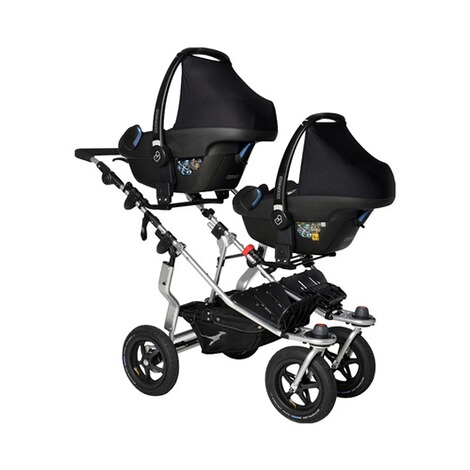 TFK  Grund-Adapter Twin Adventure für 2 Babyschalen 2