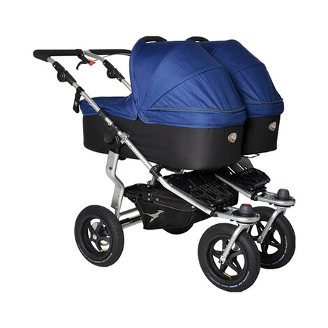 TFK  Twin Tragewanne für Twin Adventure, Twin Trail  Twilight Blue 3