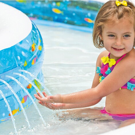 INTEX  Pool Swimcenter Wishing Well 5