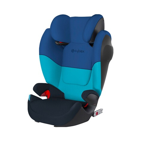 CYBEX SILVER Solution M-Fix SL Kindersitz Design 2017  Blue Moon 2