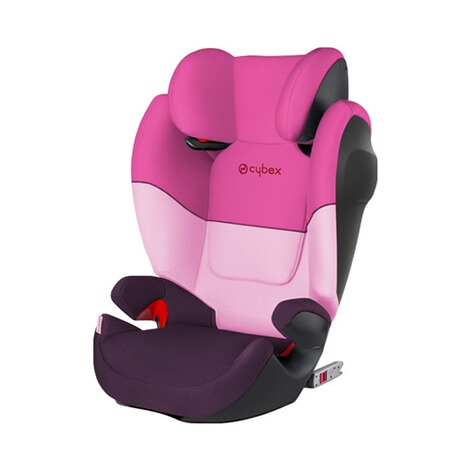 CYBEX SILVER Solution M-Fix SL Kindersitz Design 2017  Purple Rain 2