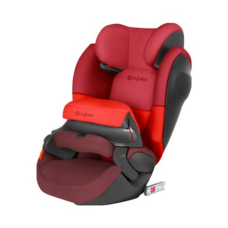 CYBEX SILVER Pallas M-Fix SL Kindersitz Design 2017  Rumba Red 2