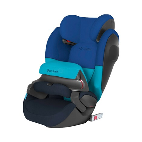 CYBEX SILVER Pallas M-Fix SL Kindersitz Design 2017  Blue Moon 2
