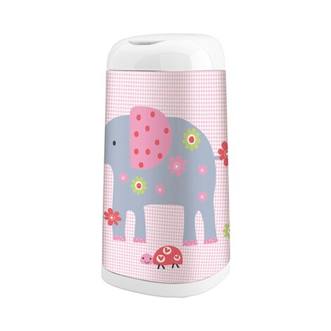 ANGELCARE  Windeleimer-Bezug Dress-Up  Elephant Family 1