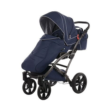 KNORR-BABY  Voletto Emotion Kombikinderwagen Design 2017  night blue 4