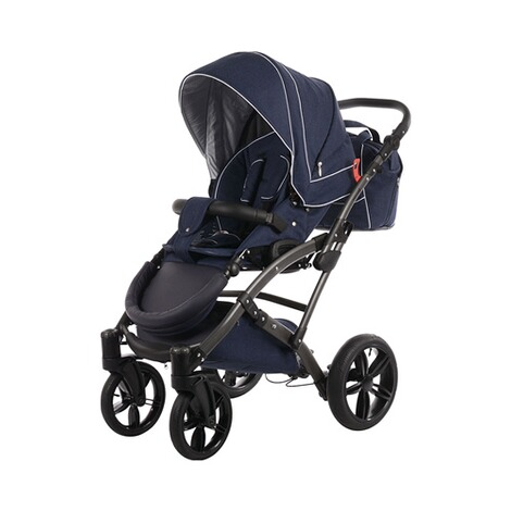 KNORR-BABY  Voletto Emotion Kombikinderwagen Design 2017  night blue 5
