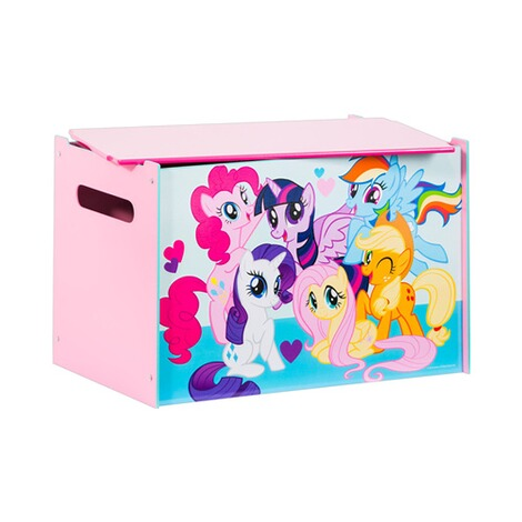 WORLDSAPART MY LITTLE PONY Kindertruhenbank 3