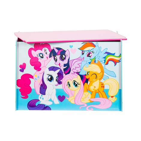 WORLDSAPART MY LITTLE PONY Kindertruhenbank 2