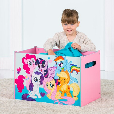 WORLDSAPART MY LITTLE PONY Kindertruhenbank 1