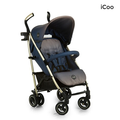 ICOO  Pace Buggy mit Liegefunktion  dressblue 2