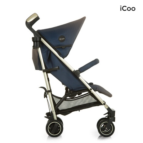 ICOO  Pace Buggy mit Liegefunktion  dressblue 5