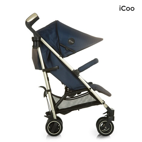 ICOO  Pace Buggy mit Liegefunktion  dressblue 6