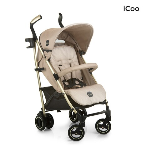 ICOO  Pace Buggy mit Liegefunktion  sahara 2