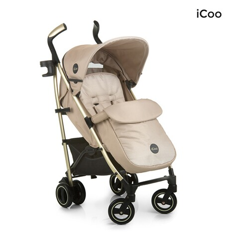 ICOO  Pace Buggy mit Liegefunktion  sahara 3