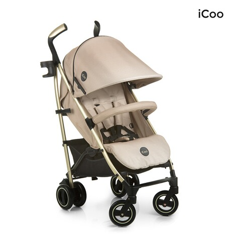 ICOO  Pace Buggy mit Liegefunktion  sahara 4
