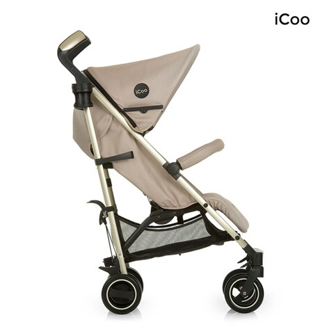 ICOO  Pace Buggy mit Liegefunktion  sahara 5