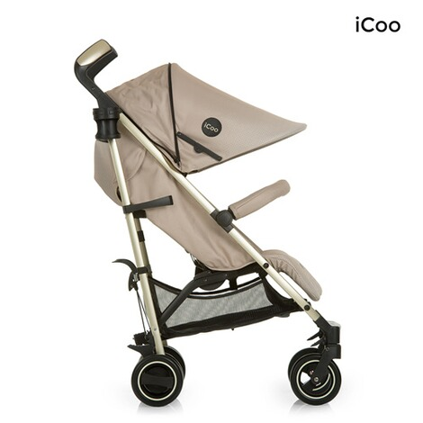 ICOO  Pace Buggy mit Liegefunktion  sahara 6