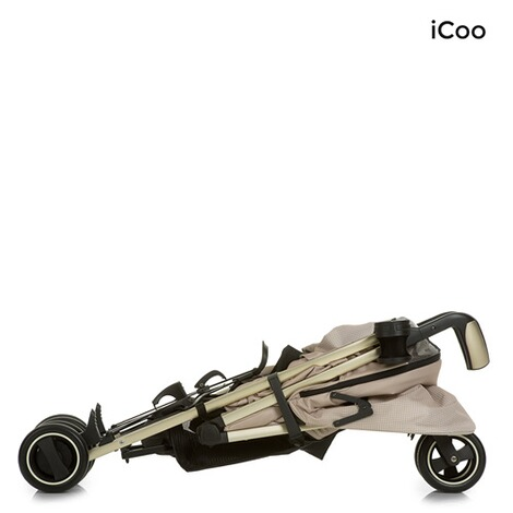 ICOO  Pace Buggy mit Liegefunktion  sahara 7
