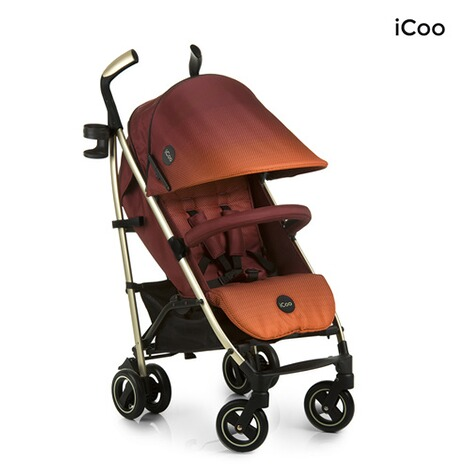 ICOO  Pace Buggy mit Liegefunktion  mocca 4