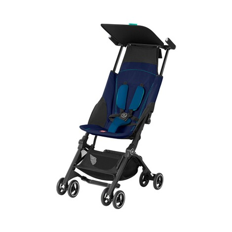 GB GOLD Pockit+ Buggy  Sea Port Blue 1