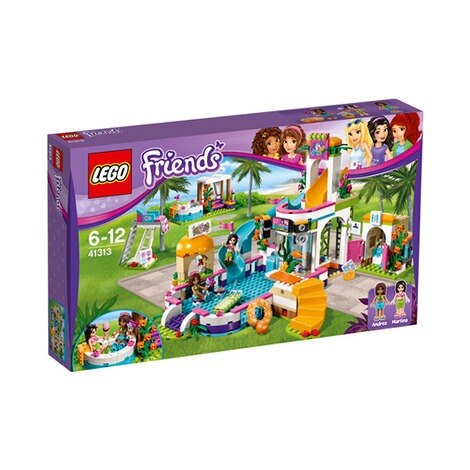 LEGO® FRIENDS 41313 Heartlake Freibad 1