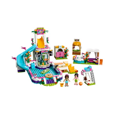 LEGO® FRIENDS 41313 Heartlake Freibad 2