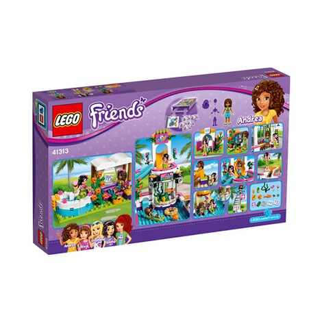 LEGO® FRIENDS 41313 Heartlake Freibad 3
