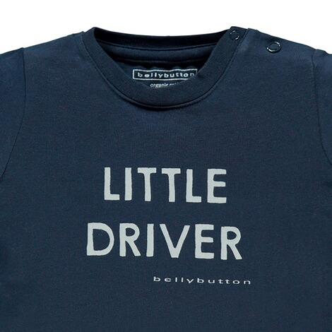 BELLYBUTTON  Shirt langarm Little Driver 3