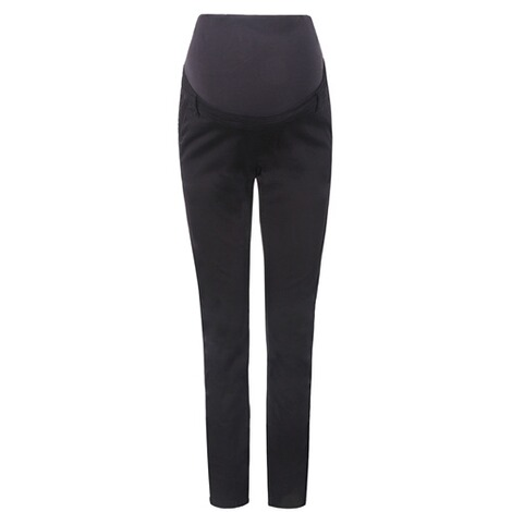 BELLYBUTTON  Umstands-Hose Chino  schwarz 1