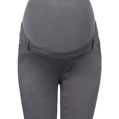 BELLYBUTTON  Umstands-Hose Chino  grau 3