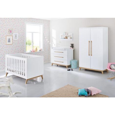 Babyzimmer online kaufen  PINOLINO 3-tlg. Babyzimmer Riva breit online kaufen | baby-walz
