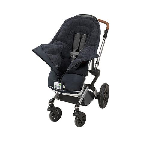 odenw lder winter fu sack lo go f r kinderwagen buggy online kaufen baby walz. Black Bedroom Furniture Sets. Home Design Ideas
