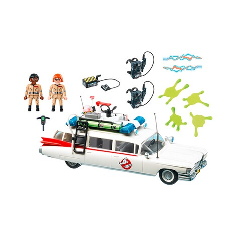 playmobil ghostbusters 9220 ghostbusters ecto 1 online kaufen baby walz. Black Bedroom Furniture Sets. Home Design Ideas