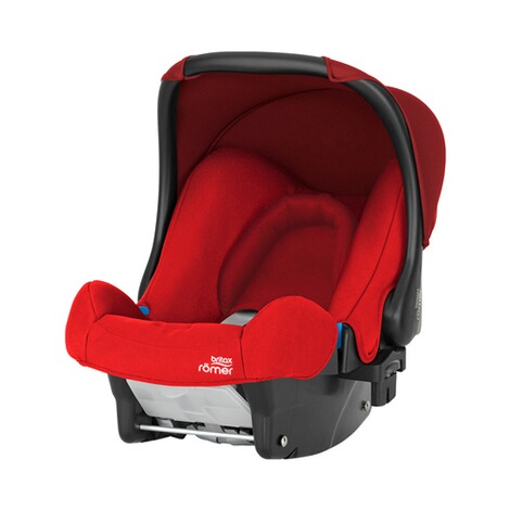 BRITAX RÖMER  Baby-Safe Babyschale Design 2018  Flame Red 1