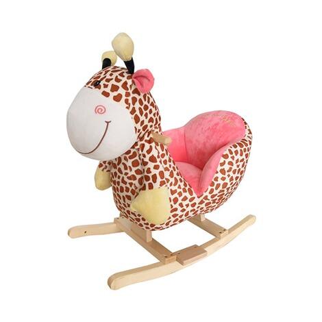 solini la girafe bascule avec son commander en ligne baby walz. Black Bedroom Furniture Sets. Home Design Ideas