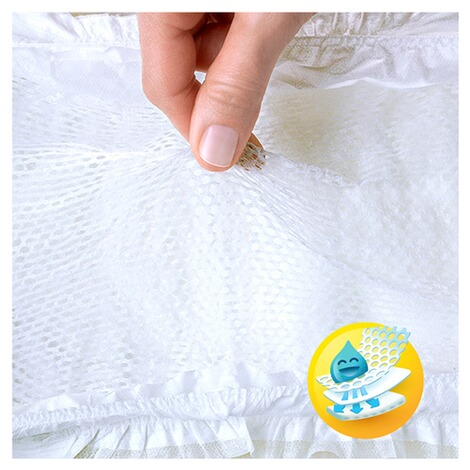 PAMPERS  Premium Protection Windeln New Baby Gr. 2 Mini 3-6 kg Jumbopack 68 Stück 4
